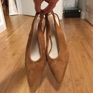 Eram suede pointed heels